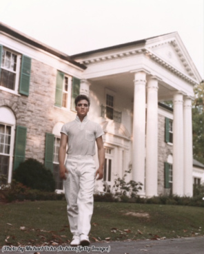 The Ghost of Graceland