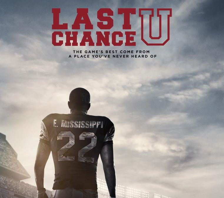 Grace on the Gridiron at Last Chance U