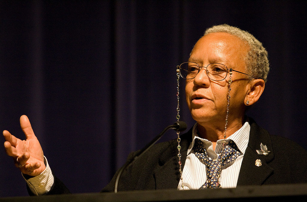 Southern Lit Presents: Nikki Giovanni