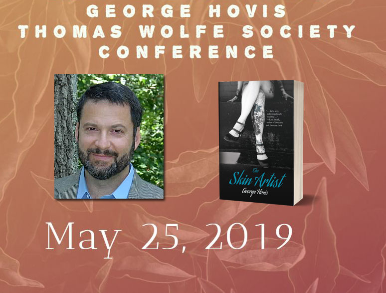 George Hovis Will Be Attending The 41st Annual Thomas Wolfe Society Conference