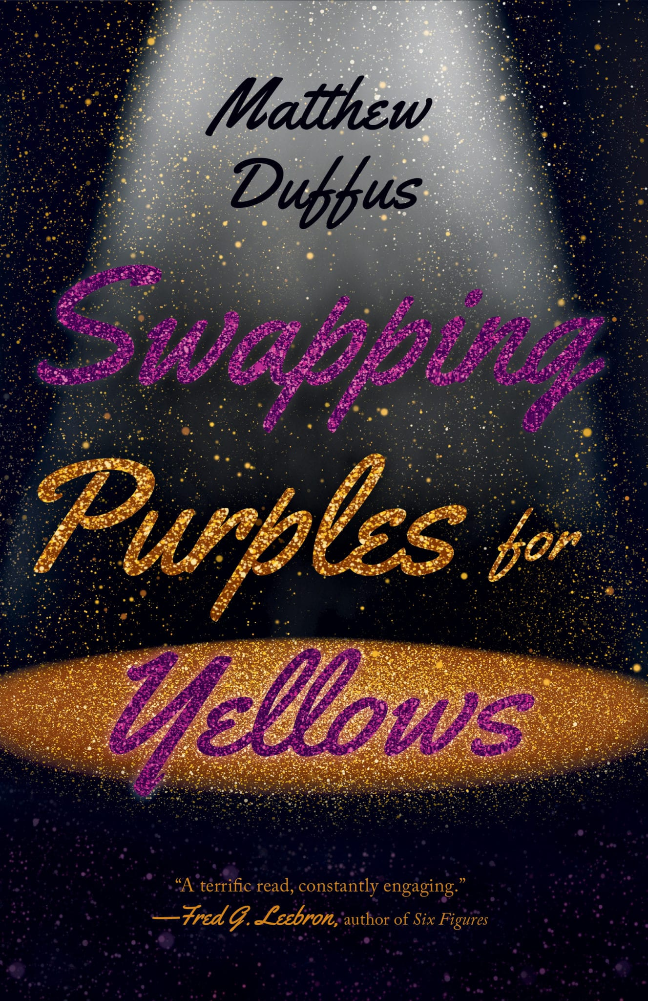 Swapping Purples for Yellows