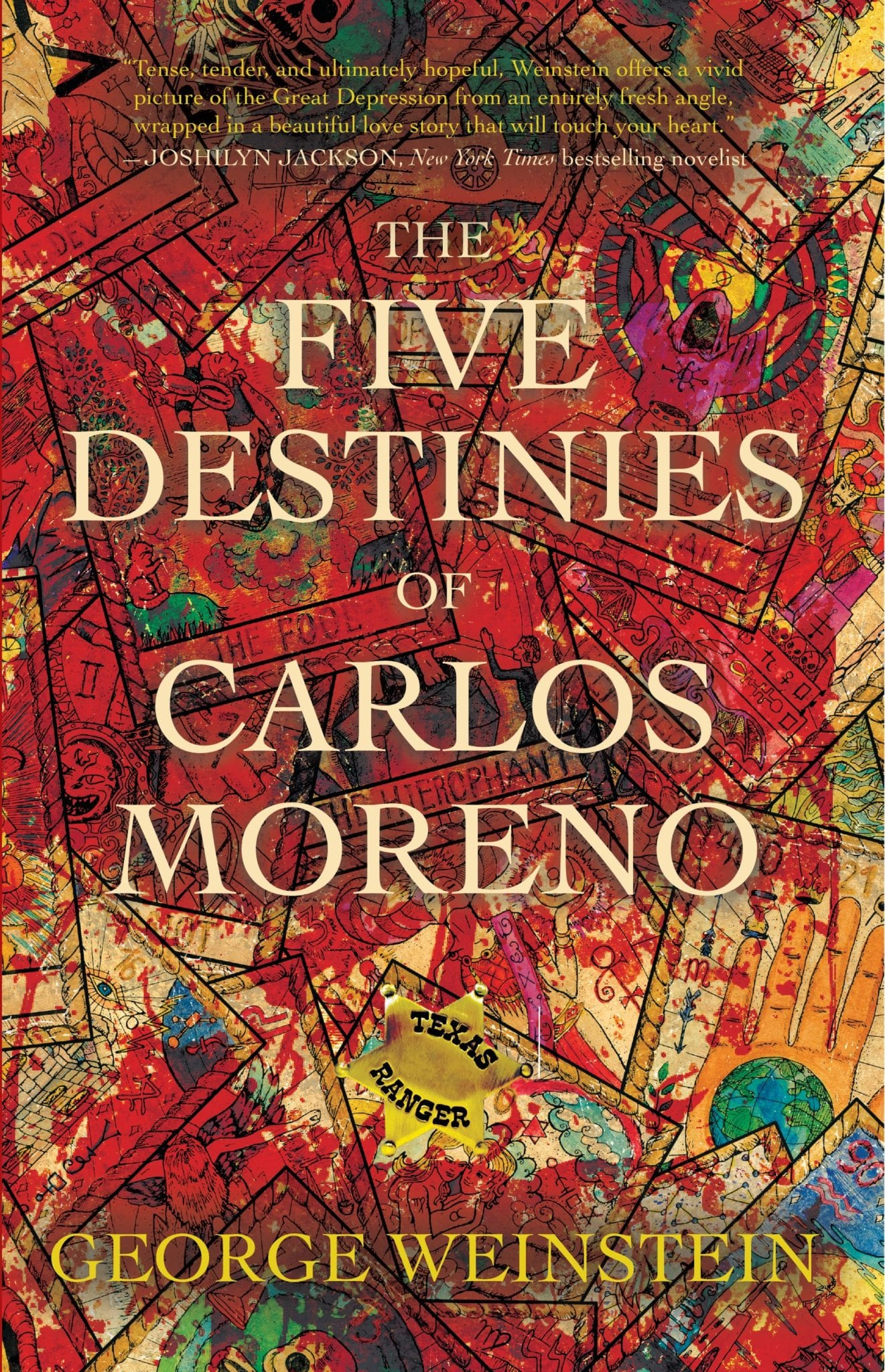 The Five Destinies of Carlos Moreno